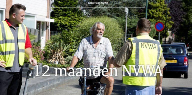 jaarverslag NVWA 2017